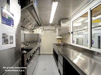 MOBILE CONTAINER KITCHEN