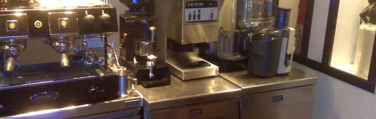 COFFEE STATION WITH IEC NIGERIA